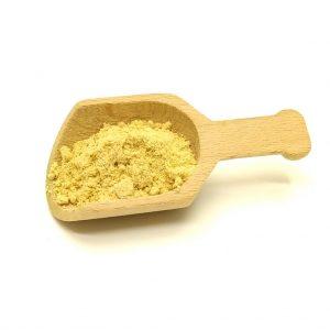 Organic Raw Golden Ginger Powder