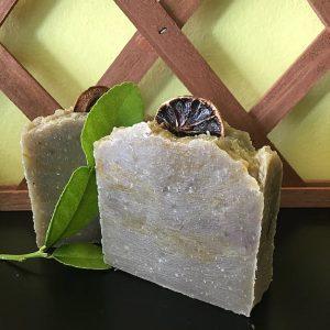 Artisan's Garden Bar Soap – Kaffir Lime Moringa