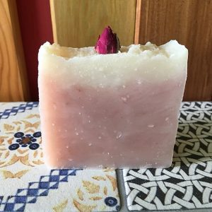 Artisan's Garden Bar Soap – Rose Geranium