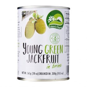 Nature's Charm Young Green Jackfruit (565g)