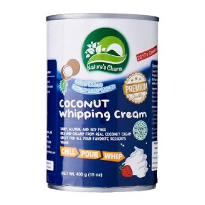 Coconut Whipping Cream