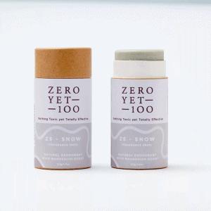 Z5 Snow Deodorant Push up Stick (No Fragrance) – 50g