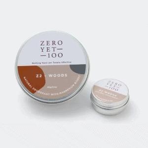 Z2 Woods Deodorant Aluminium Pot – 60g