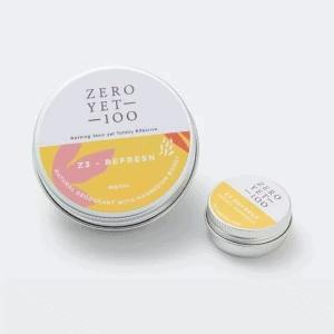 Z3 Refresh Deodorant Aluminium Pot – 60g