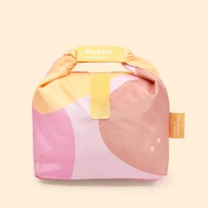 Pockeat Food Bag   Taiwanese Macaron 小西點(新花色)
