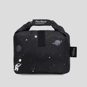 Pockeat Food Bag | Outer Space 太空漫遊
