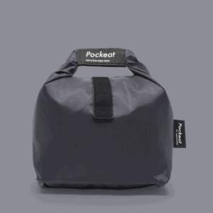 Pockeat Food Bag | Shut Down Black 關機黑