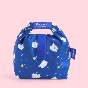 Pockeat Food Bag   BacBac and Meteor 流星白白