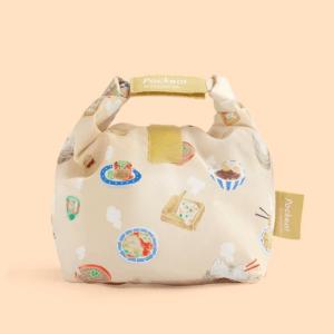 Pockeat Food Bag | Taiwan Street Food 台灣小吃