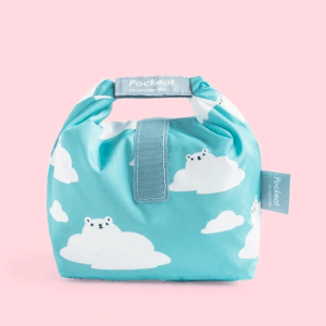 Pockeat Food Bag | The Cloud of BacBac 白白白雲