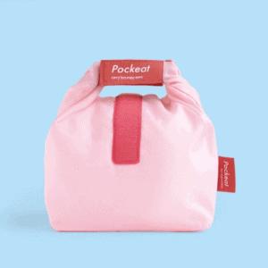 Pockeat Food Bag | Strawberry Taste 草莓風味