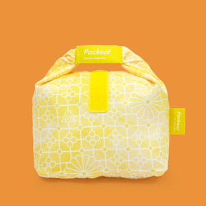 Pockeat Food Bag | Iron grille 鐵窗花