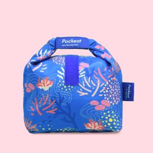 Pockeat Food Bag | Coral Confession 告白珊瑚