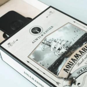 Alwis & Xavier Cologne – Aquamarine