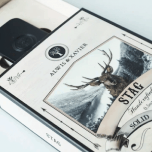 Alwis & Xavier Cologne – Stag