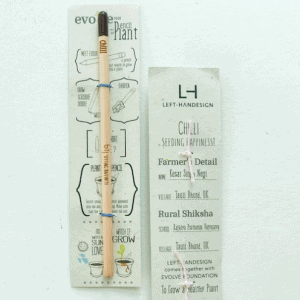 LEFT-HANDESIGN BĪJ Pencil