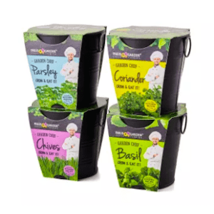 Paris Garden – Garden Chef Black Matte