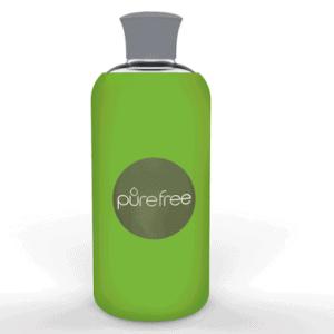 PureFree Borosilicate Bottle – Amico Nature
