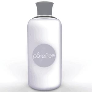 PureFree Borosilicate Bottle – Amico Pure White