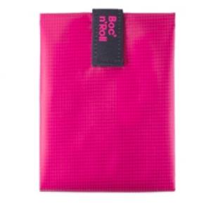 Roll'eat Boc'n'Roll – Square Pink