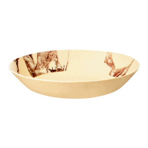 BambUSA 8.5 Inch Deep Plate (Marble)