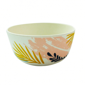 BambUSA 5 Inch Deep Bowl (Tropical)