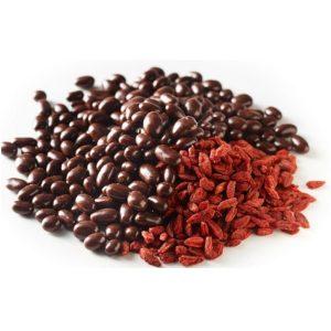 Vegan Dark Chocolate Goji Berry