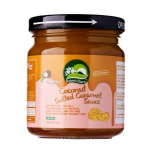 Nature's Charm Coconut Salted Caramel Sauce 200g