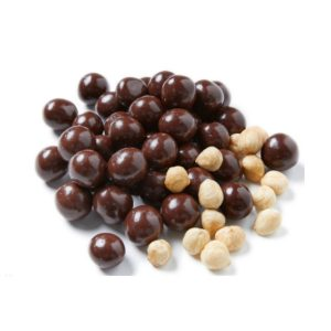 Vegan Dark Chocolate Hazelnut