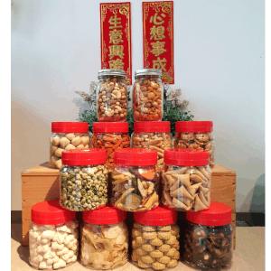 Festive Snacks