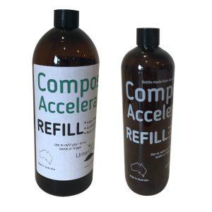 Urban Composter Compost Accelerator Refill