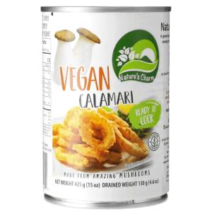 Nature's Charm Young Vegan Calamari (425g)