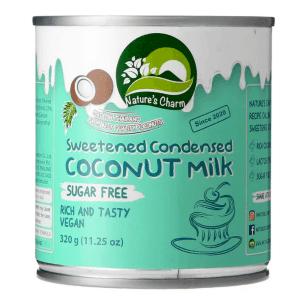 Sweetened Condensed Coconut Milk – Sugar Free