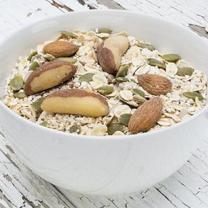 Nuts & seeds natural muesli