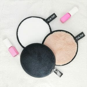 Facial Cleansing Puff – Make up Eraser
