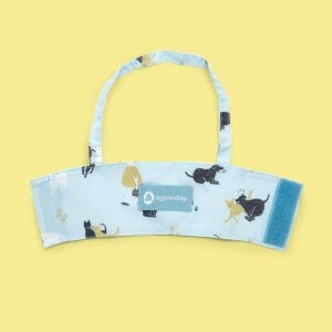 Agooday 2 in 1 Cup and straw Carrier holder | Faith in Animals 相信動物