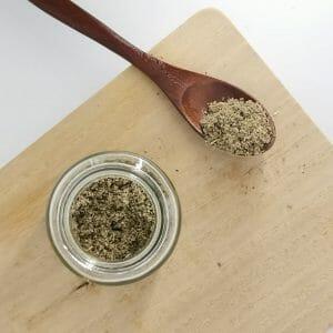 Organic Rubbed Sage Leaf