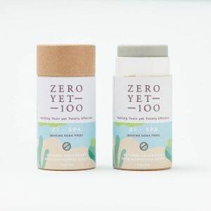 Z1 Spa Natural Deodorant Push Up Stick – (Baking Soda Free)