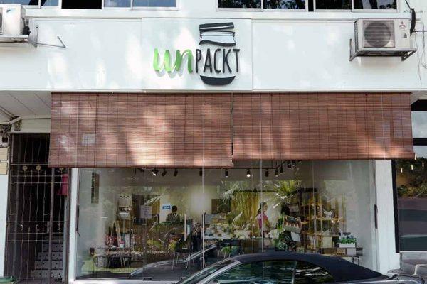 UnPackt - Exterior square